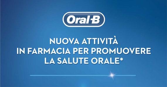 Un'interessante iniziativa da parte di Oral-B